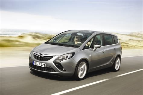 2012 Opel Zafira Tourer Photo Gallery Autoblog