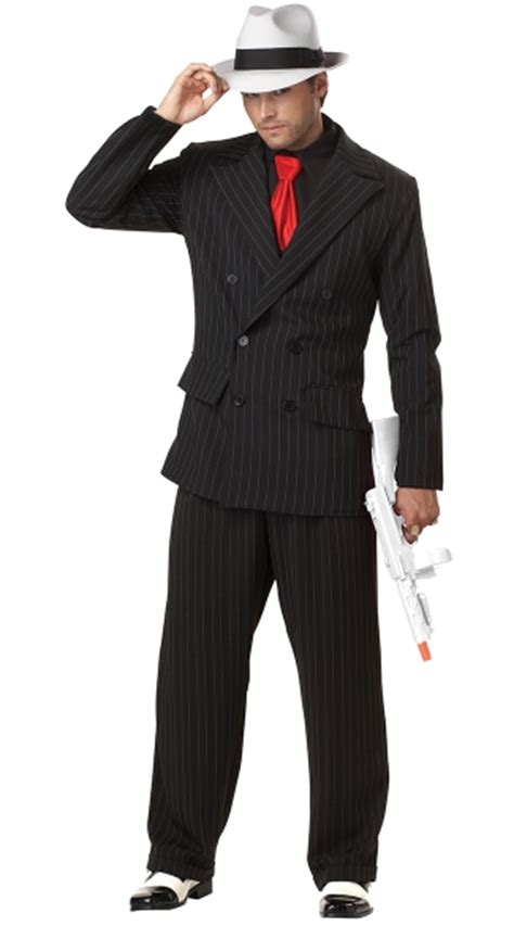 best 25 ideas about gangster mens mob costume gangster costume