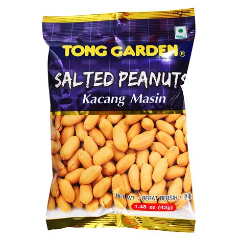 Tong Garden by Tong Garden Salted Peanuts 42g From Redmart