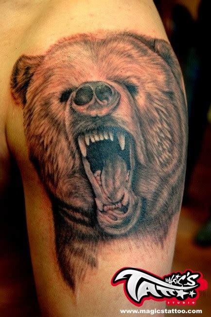 tattoo ink cork bear tattoo cork ireland by magicstattoostudio on deviantart