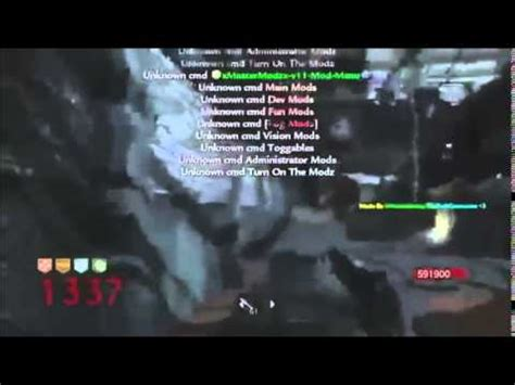 waw mod menu tutorial cod waw zombie mod menu 2015 usb tutorial download