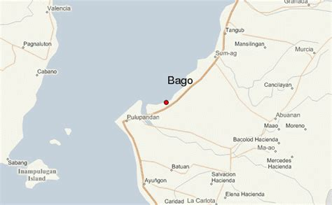 The Place In Bago City Bago Philippines Location Guide