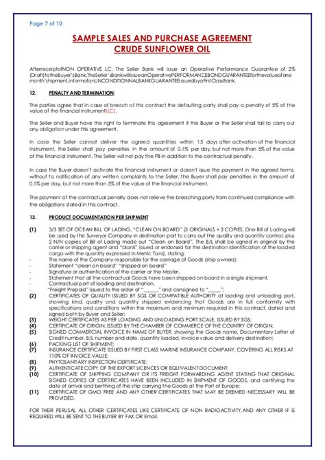 Performance Guarantee Letter Sle 3 Eng Draft Contract