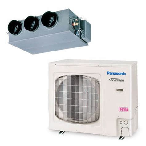 ductless mini split concealed 26pef1u6 panasonic 26pef1u6 24 000 btu single zone