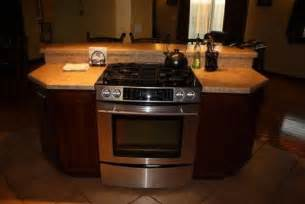 stove on kitchen island 1000 ideas about island stove on stoves sink