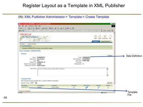 bi publisher template builder oracle xml publisher bi publisher