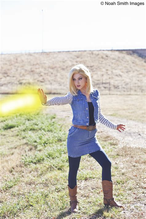 real android android 18 in real project