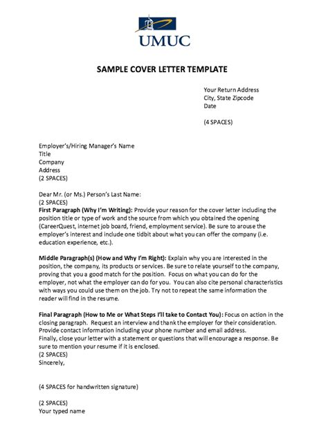 cover letter paragraph template best sle cover letter paragraph in 2015 cover letter