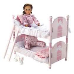Our Generation Bunk Bed 18 034 Doll Bunk Bed Ladder Bedding Fits American Our Generation Battat 18 Ebay