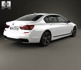 bmw 7 series g12 l m sport package 2015 3d model humster3d