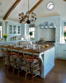 kitchen island table ideas and options hgtv pictures subway tile country with gray cabinets this beautiful