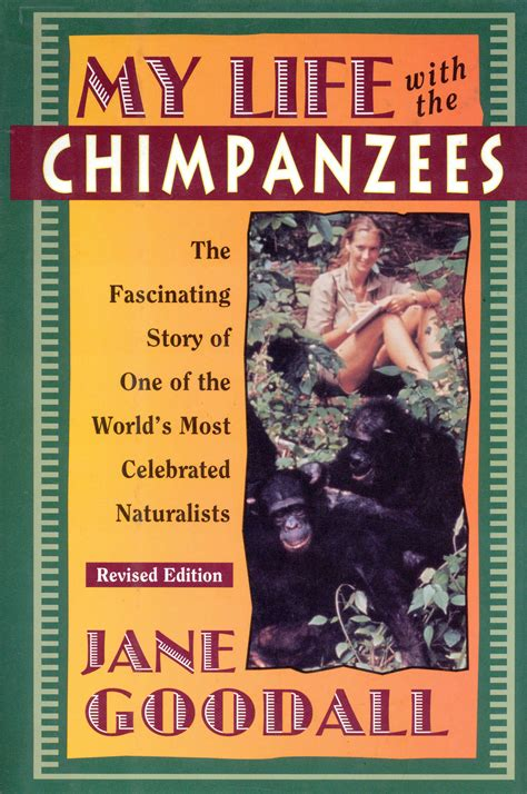 biography book about jane goodall dame jane goodall academy of achievement