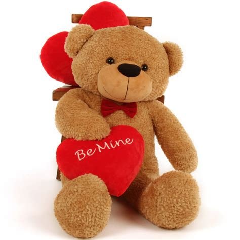 valentines day teddy cheap teddy 38in valentine s day be mine