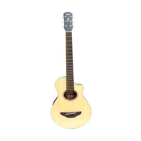 Harga Gitar Yamaha Mini jual yamaha gitar mini akustik elektrik apx t2