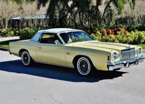 1977 Chrysler Cordoba For Sale 2016 Chrysler Cordoba Photos Autos Post