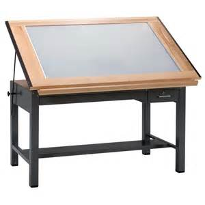 Artist Drafting Table Professional Looking Prototype Creation The Opinionated
