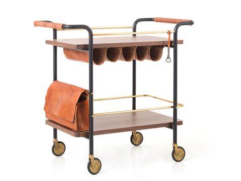 servierwagen bar modern bar cart designs that impress with their