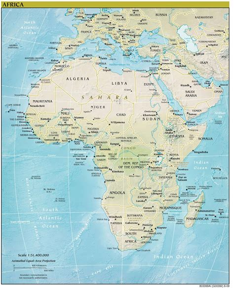 continent of africa map maps of the world political and administrative maps of
