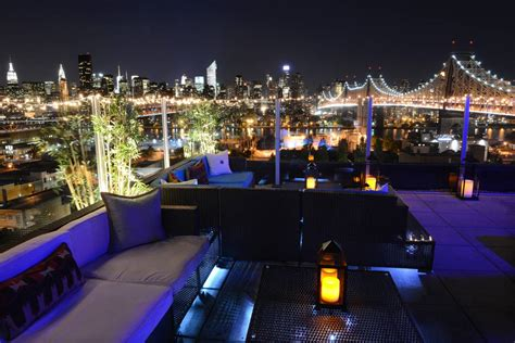 rooftop hotels nyc  rooftops   york city