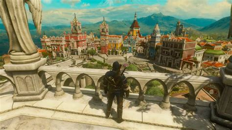 beautiful video the witcher 3 s beauclair city one of the most beautiful