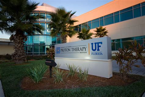 Uf Proton Therapy Institute gallery 1 exterior of florida proton