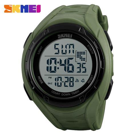Skmei Jam Tangan Digital Pria 1313 skmei jam tangan digital pria 1313 green jakartanotebook