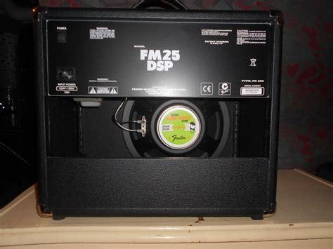 Fender Fm 25dsp Image 1561914 Audiofanzine