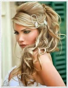 Mode Germany 2014 Neue Zauberhafte Brautfrisuren F 252 R