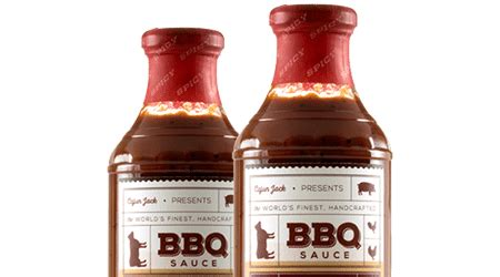 bbq sauce label template blank bbq sauce labels sheetlabels 174