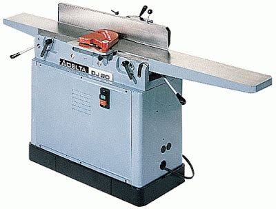 Wood Planer Jointer Used