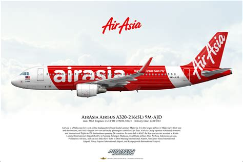 airasia uk contact number airliners illustrated 174 airasia airbus a320 216sl 9m ajd