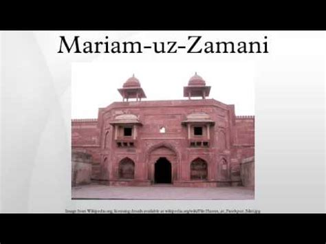 jodha bai biography in english mariam uz zamani videolike
