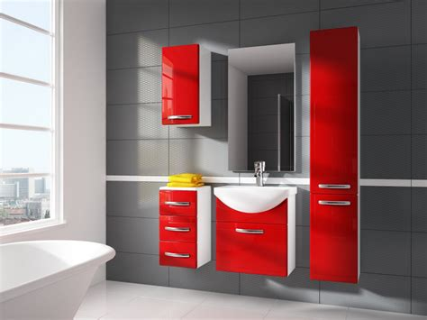 modern bathroom furniture sets modern bathroom furniture set wall hung units with 550mm
