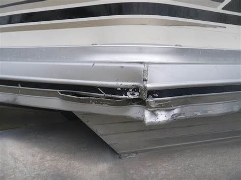 pontoon boat repair pontoon boat repairs jb fabrication and welding