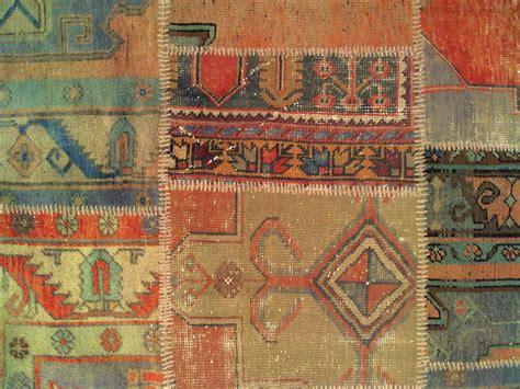 tappeti moderni bergamo tappeto patchwork 200 x 150