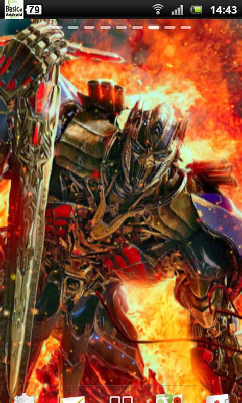 wallpaper android transformer free transformers 4 live wallpaper 5 apk download for
