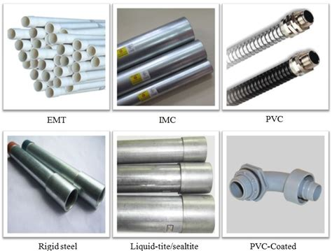 surface conduit types choosing the right electrical conduit for your home or
