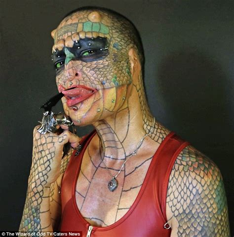 dragon lady was born a man daily mail online
