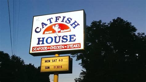 catfish house clarksville no sign picture of catfish house clarksville tripadvisor