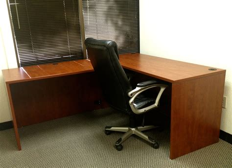 Alera Desks by Alera Valencia L Desk
