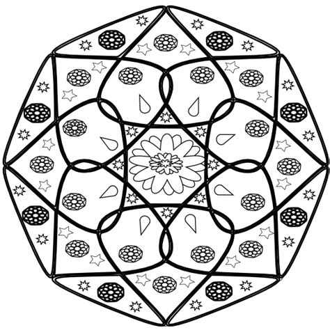 mandala coloring pages vector mandala clip cliparts co