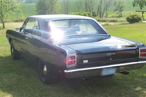 1969 DODGE DART SWINGER 2 DOOR HARDTOP   44776