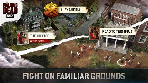 The Waking Land the walking dead no s land android apps on play