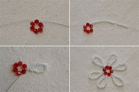 free patterns and instruction on making flower hair clips craft tutorial on how to make flower necklace with seed