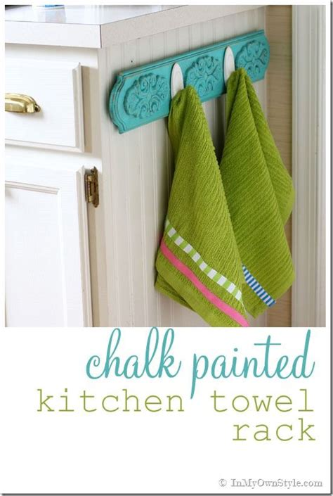 kitchen towel rack ideas 1000 ideas about kitchen towel rack on pinterest large