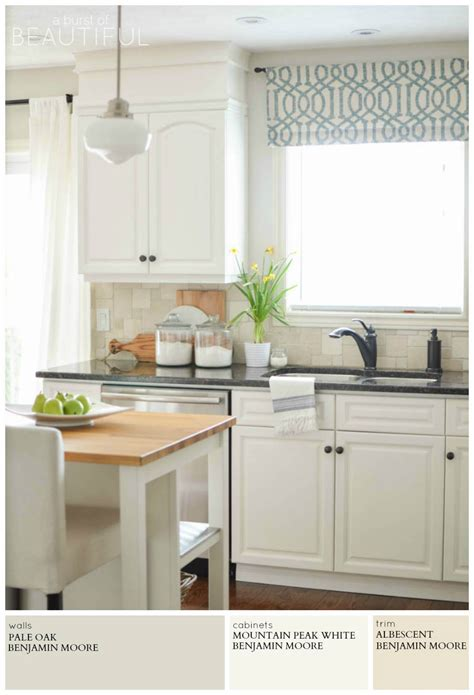 popular benjamin kitchen colors modern farmhouse neutral paint colors a burst of beautiful