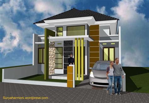 rumah type  luxury surya harmoni
