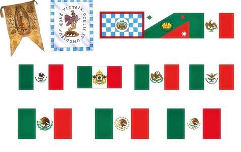 imagenes de las banderas historicas de mexico diarioalmomento com