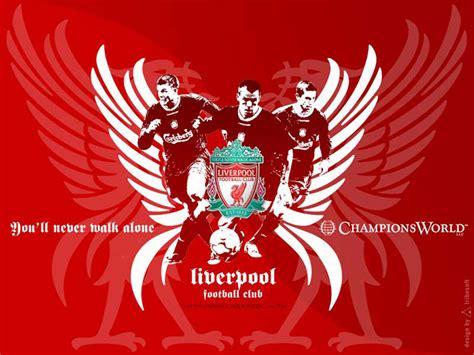 wallpaper bergerak football liverpool sights