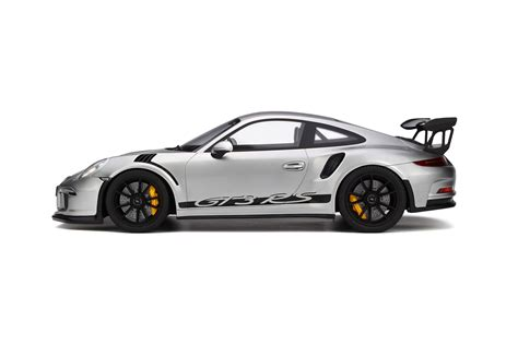Porsche Gt3 Model Car by Porsche 911 Gt3 Rs Model Car Collection Gt Spirit